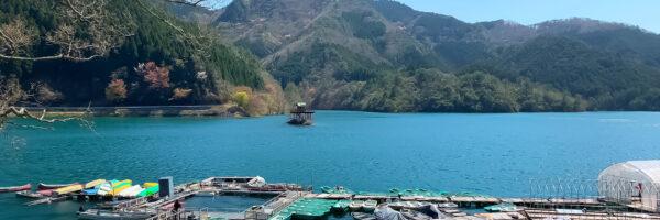 バイクツーリング 垂水~道の駅 銀の馬車道 神河~銀山湖