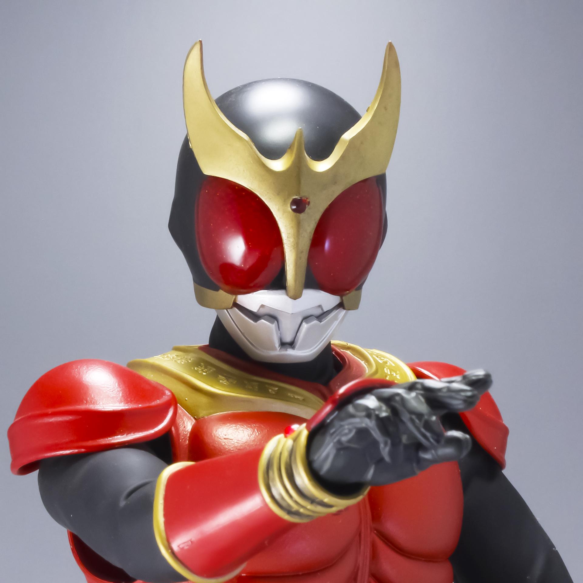 RAH リアルアクションヒーローズ DX 仮面ライダークウガ マイティフォーム Ver.1.5