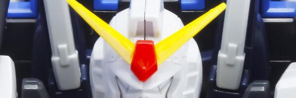ガンプラ「HGUC No.35 FXA-05D+RX-178 スーパーガンダム」素組みレビュー